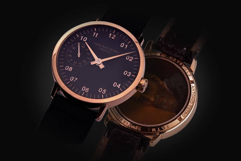 Product Photography lighting of two watches