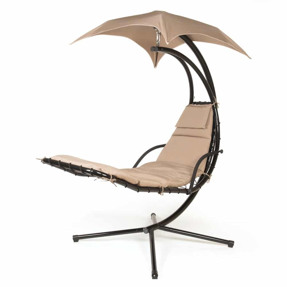 Product Photography of a modern relaxing chair