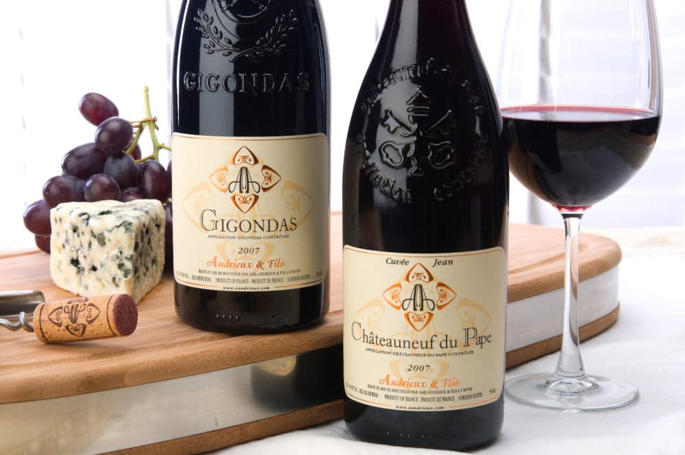 Product Photography wine and cheese