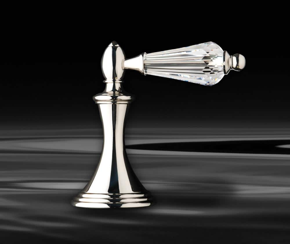 Product Photography of a modern faucet