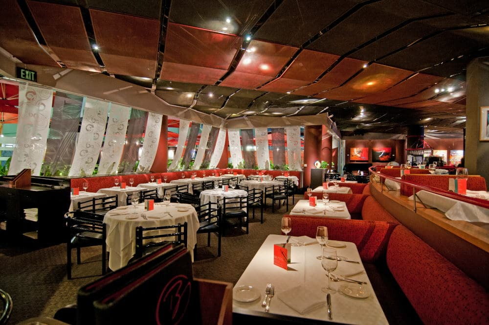Restaurant Interior Photography in irvine
