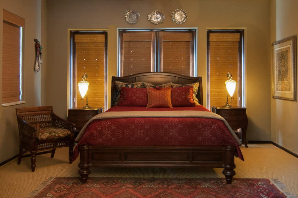 Bedroom Interior Photography in Sonoma