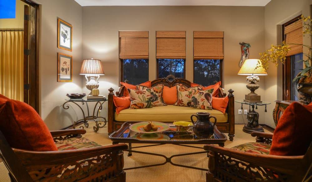 garden room Interior Photography in Sonoma