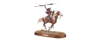 Mounted Lakota thumb